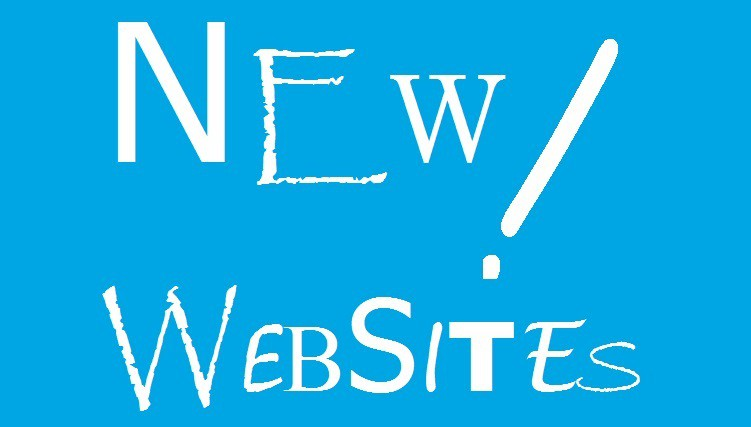 New-websites