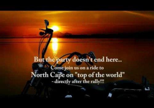 Norwegian National HOG Rally…